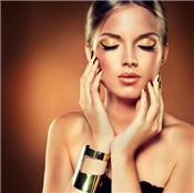 艺术彩妆美女高清图片