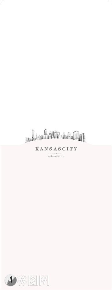 城市 建筑 轮廓
